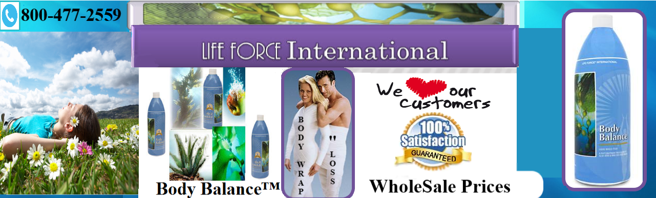 LiquidHealthProducts.com Buy Body Balance at wholesale!